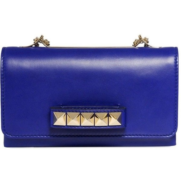 b80880778b6 Valentino Bags   Garavani Va Va Voom Leather Shoulder Bag   Poshmark